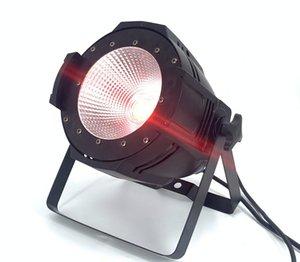 Светодиодный прожектор 150W COB RGBW 4в1 / Теплый белый Холодный ультрафиолетовый свет LED Par PAR64
