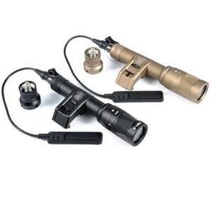 IFM M600V LED Scout Light Torcia tattica Softair Lanterna Lampade da caccia per fucili
