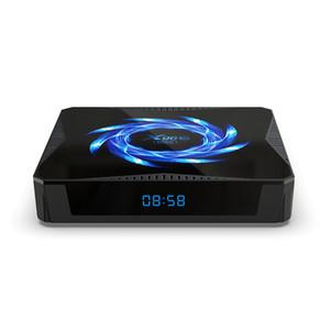 X96Q MAX 4 GB RAM 32 GB / 64 GB ROM Android 10.0 TV Box mit Allwinner H616 2.4G / 5.0G WiFi BT5.0 4K HDR verbessert x96q