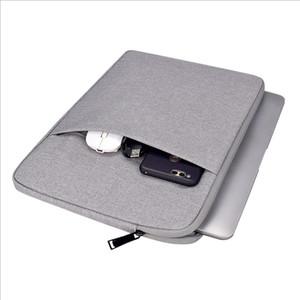 MacBook Pro 13 Vaka Laptop Çanta Kapak 10 11 14 15 15.6 Bilgisayar Çantası Mac Book Air Notebook Çantası Torba Moda Laptop Sleeve 13