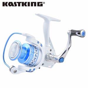 Cheap Rolos KastKing Verão 9 +1 BB Max Darg 9 kg Spinning Fishing Reel Ultraleve Strong Pesca corpo de água salgada Mar Roda Reel
