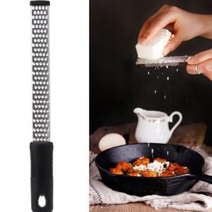 Käsereibe Werkzeuge Edelstahl Gemüse Zester Obst Schäler Küchenhelfer Gadgets Reibe Zester Käse Werkzeuge Reibe T2I5158-1