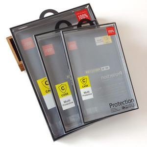 Scatola di plastica in PVC imballaggio al dettaglio per Mini iPad 2 3 Tablet copertura 7 pollici 8 pollici da 10 pollici di cuoio della copertura della cassa Confezioni scatole per iPad 10.2 dell'aria