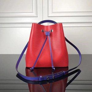 Покупки Женщины Tote продажа Подлинные сумки на плечо Новое Ведро rkxx Качество Noé Neonoe 5 Классические Сумки Сумка Кожаная Высокая сумка M55303 Flowe Tros