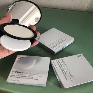 Baisse du navire 6pcs / lot Nouveau maquillage Poudre pressée Pores de Bye pressés Poreless Finish Airbrush Powder meilleure qualité Visage maquillage