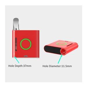 Neues ecig Starter Kit Vapmod Vmod-Kits Vape Pen Magnetbox Mods 900mAh Vorwärmen der Batterie Micro Charging Port E-Zigaretten Mod-Batterien