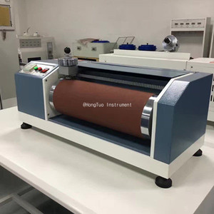 DIN Rubber Abrasion Resistance Tester , DIN Abrasion Tester , DIN Abrasion Testing Machine High Quality FREE SHIPPING