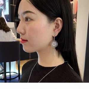 The best earring Ladies accessories New diamond jewelry goddess sterling silver earings for Austria crystal plated stud