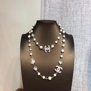 2020 dames de la mode des bijoux de haute qualité collier avec robe de soirée collier meilleur magnifique pendentif charme bijoux QTZA