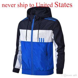 Autumn fall thin windbreaker jacket for men fashion long sleeve sport windrunner jacket men new casual patchwork men jacket