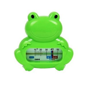 1Pcs Water Thermometer Baby Shower Temperature Surface Dual Purpose Room Children Measure Degree