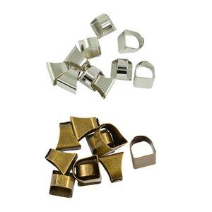 20 Pcs ajustável Configurações Anel Cabochon Base de moldura Bandeja em branco para o DIY Moda Anéis Ring Back