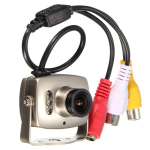 Mini Security Camera Analogy Security Surveillance Wired CCTV 700 lines Security Camera pinhole camcorder NTSC SYSTEM