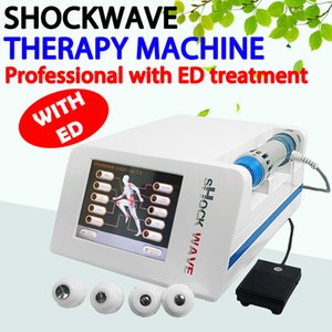 2020 Manufacturer Direct Sale Top Portable Shockwave Therapy Machine Extracorporeal Shock Wave Therapy Equipment for ED Treatments ESWT