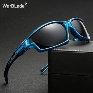 Night Vision WarBLade woman UV400 Polarised Driving Sun Glasses For Men Polarized Stylish Sunglasses Male Goggle Eyewears Gafas