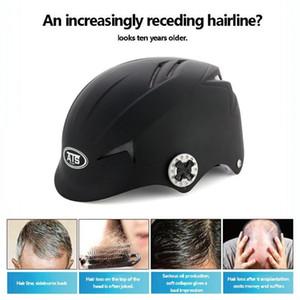 Pérdida del crecimiento del pelo La terapia con láser upgrate Regrow del pelo del laser 678nm Casco Cap pelo del casco dispositivo de tratamiento