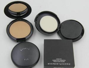 Haute qualité Studio Fix Poudre pour le visage plus Fondation Maquillage Pressée de fond de teint poudre Tous NC NW 22 couleurs DHL navire libre