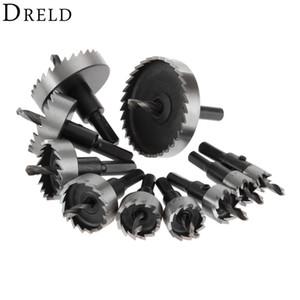 Herramientas DRELD 1Pc 12-35mm HSS agujero consideró Broca de acero de alta velocidad para herramientas eléctricas Sierras de perforación cortador de metal Herramientas Carpinteria párr