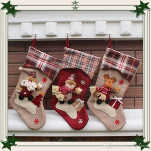 الهدايا ذات جودة عالية الاخ الاكبر للتزلج عيد الميلاد الجورب الإبداعية من الحلوى جوارب عيد الميلاد للبيع الساخنة احتفالي