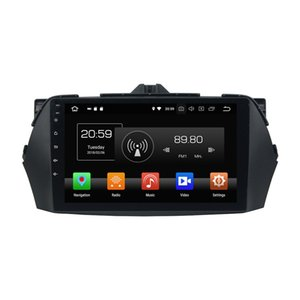 "4GB RAM Octa Core 9"" Android 8.0 Car DVD Player for Suzuki CIAZ 2013 2014 2015 2016 2017 With Radio GPS Bluetooth 4G WIFI USB Mirror link"