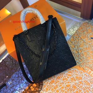 Сумки Женщины New Designers Cross Body Luxurys Известный Коммуникатор Crossbody одного плеча мешок Человек Деловые сумки Trip