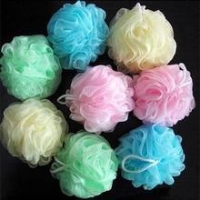 Multicolor Bath Ball Creative Bathtub Cool Towel Washer Exfoliating Bath Ball Body Massage Cleaning Tool Bath Products