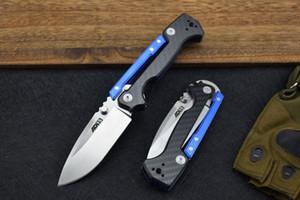 COLD STEEL AD-15 M390 fibre de carbone chasse couteau pliant de poche de survie Couteau Couteaux couteaux cadeau couteau Noël a3047