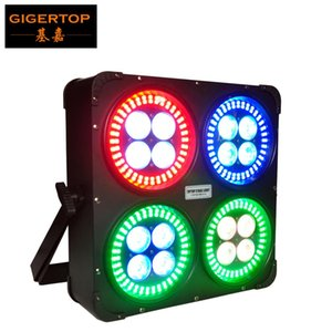 Tiptop Stage Light 280W Новый дизайн 16x12w 6in1 Led 288x0 .2w 5050 Smd 3in1 Led Wall Washer Light DMX512 Control 18/81 каналов