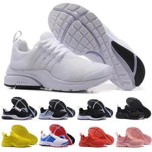 Nike Air Max Designer di lusso Sneakers PRESTO 5 BR QS Breathe Nero Bianco Giallo Rosso Mens scarpe da ginnastica Uomini caldi Scarpe da uomo Casual Scarpe da corsa 36-45