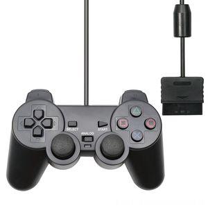 Für PS2 Wired Controller Gamepad Manette Playstation Game-Controller Joysticks Spiel Zubehör Controle Mando Joystick für playstation 2