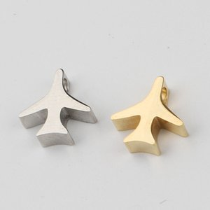 Miroir poli en acier inoxydable petit trou perle 1.8mm trou perle perle breloques accessoires de bijoux bricolage 10 * 10mm 20piece / lot