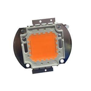 Высокая мощность 10 Вт 20 Вт 30 Вт 50 Вт 100 Вт светодиодная лампа SMD лампочки чип ИК полный спектр выращивают свет Crestech