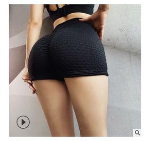 высокая 2020 Горячей продажи Hip лифтинг YOGA шорты женщин талии эластичных колготок носить скорость бега Йога Брюки черной