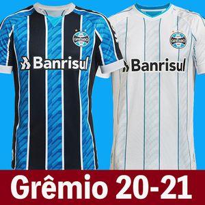 20 21 جريميو باوليستا لكرة القدم جيرسي Gilchmei أعلى تايلند جريميو camisa دي futebol GEROMEL KANNEMANN وان أزيفيدو دا سيلفا 2020 2021
