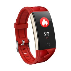 5 couleurs T20 Fitness Tracker intelligent Bracelet Moniteur de fréquence cardiaque pression artérielle IP67 étanche Podomètre Sport pour Android Ios