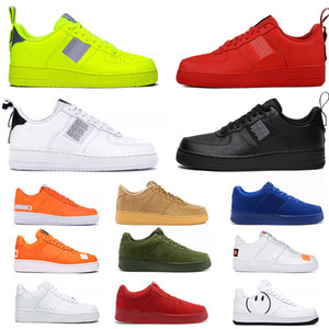 nike air force 1 off white sb dunk Chaussures de sport blanches prm wip One 1 all black Chaussures de basketball pour homme, baskets de sport, baskets