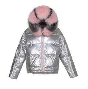 Mulheres Designer Down Jacket Casaco de inverno feminino Novas Parkas curtas Roupa Ins Partido grossa para baixo hip-hop Estilo Moda Trendy 2020 New 5 Styles