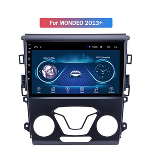 9 inch Android 10 Car multimedia navigation GPS DVD player For Ford MONDEO 2013+ year HD screen Radio