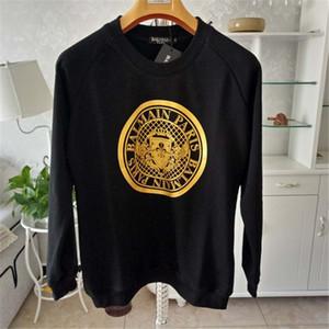 Diseñador para hombre sudaderas con capucha para hombre de la calle Marca sudaderas con capucha de Hip Hop alta calidad Holgado para mujer con capucha de lujo del diseñador del Mens Sweaters B100819K