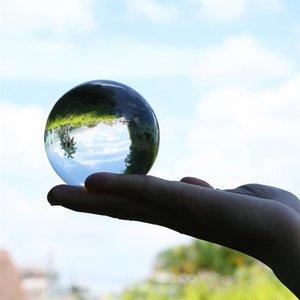 lemonbest Kugel Quarz-Glas transparente Kugel Kugeln Glaskugel