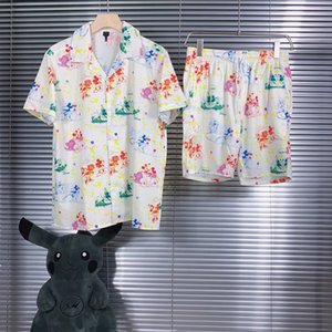 Early spring 20 co branded leisure suit digital direct printing details perfect, men and women size: smlxlxxl , yards 107