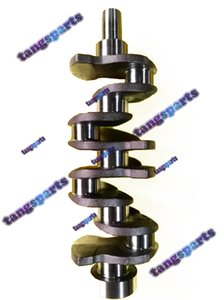 New 4TNV94 crankshaft For YANMAR engine Fit excavator Forklift truck pickup etc. engine repair parts kit