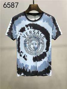 Primavera de luxo 2020 camisa polo T-shirt designer italiano rua serpente de liga bordados impressa shirt4 marca polo masculina de vestuário