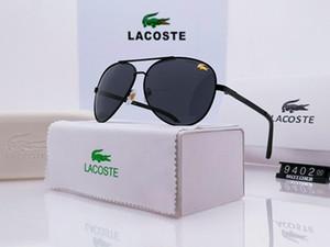 2019 호화스러운 디자이너 Polarizerd G 선글라스 Mens 유리제 거울을 위해 녹색 Lense 빈티지 일요일 안경알 Eyewear Accessories womens with bo
