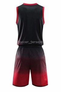 New Mens Blank Edition Basketball Jerseys # A835-15 Personalice la venta caliente Secado rápido Camiseta Club o equipo Jersey Contáctame Camisas de fútbol