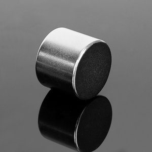 1pc 25 mm * 20 mm N52 aimant néodyme de Rare Earth Super Strong Round cylindre permanent Aimants magnétiques NdFeB