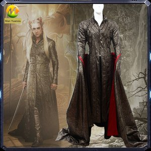 N0F8Z The show of man Hobbit Spirit King cosplayclothing film and service play service Shoes play clothing television serandy cosclothes inc