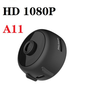 A11 HD 미니 카메라 1080P HD 무선 WiFi 원격 모니터 미니 IP 카메라 IR 밤 비전 비디오 레코더 지원 모션 감지