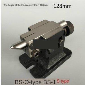 4 pollici 5 pollici 6 8 Universal indicizzazione capo di indicizzazione Tailstock Machine Tool Applicazione semplice Tailstock retrattile