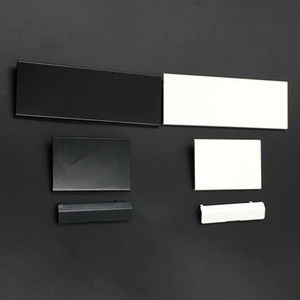 500 adetgrup Fabrika toptancı Plastik 3 1 Yedek Plastik Kapı Yuvası Nintendo Wii Konsolu için Kapakları dhagteesaler en iyi fiyat